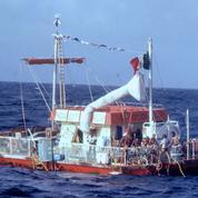 The Raft, une étude en pleine mer sur les origines de la violence