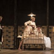 Fanny et Alexandre ,un conte de Noël pour acteurs enjoués et ogre féroce