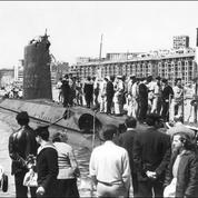 À la recherche du sous-marin Minerve ,englouti en 1968