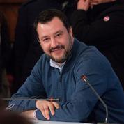 En Italie, la Ligue et le M5S en quête d'alliés pour les européennes
