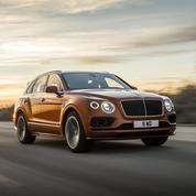 Bentley Bentayga Speed, une affaire d'honneur