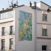 Une fresque de Sempé sur les murs de Paris inaugurée samedi par Anne Hidalgo
