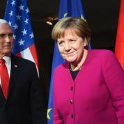 À Munich, les superpuissances confrontent leurs visions