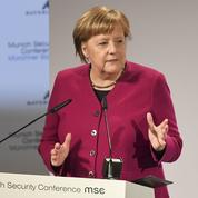 À Munich, Angela Merkel seule en scène pour défendre le multilatéralisme