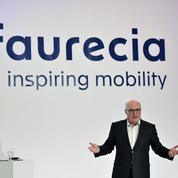 L'équipementier automobile Faurecia résiste à la baisse du marché