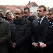 Cimetière juif profané: «Ceux qui ont fait ça ne sont pas dignes de la République», dit Macron