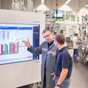 Dans «l'usine 4.0» de Bosch, l'industrie allemande prépare son avenir