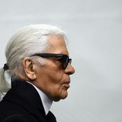 Karl Lagerfeld, le couturier superstar