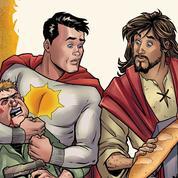 DC Comics renonce à une bd de Mark Russell sur Jésus, accusée de blasphème