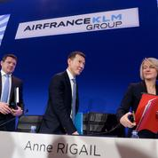 Ben Smith joue l'apaisement pour faire d'Air France-KLM un leader