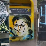 «Juden», croix gammées, profanation: les actes antisémites se multiplient en France