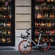 Les vélos en «free-floating» séduisent les Parisiens