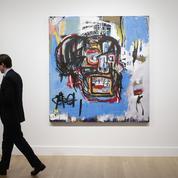 Épinglé sur Twitter pour s'être trop inspiré de Basquiat, un artiste voit son exposition annulée