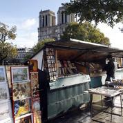 Les bouquinistes de Paris en marche vers l'Unesco «pour empêcher le naufrage»