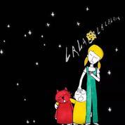 Lalala est là! ,un livre-disque pour apprendre à rêver en chantant