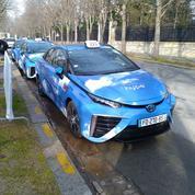 Hysetco, le pari des taxis à l'hydrogène