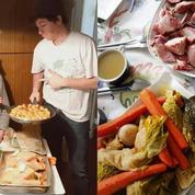 Jean Imbert ouvre un restaurant avec sa grand-mère à Paris
