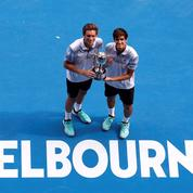 Tennis: Mahut-Herbert, rhapsodie à quatre mains