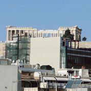 Cette tour de trop qui défigure le panorama sur l'Acropole
