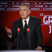 Bayrou pour le vote obligatoire mais contre le RIC
