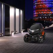 La Seat Minimo, future concurrente des trottinettes?