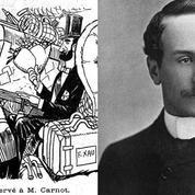 Caran d'Ache, éminent dessinateur du Figaro s'éteint le 26 février 1909