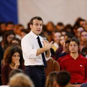 Jean-Michel Delacomptée: «Macron peut-il sortir métamorphosé de son tour de France?»