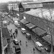 Il y a 50 ans, les Halles quittent Paris pour Rungis