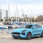 Le prochain Porsche Macan sera exclusivement électrique