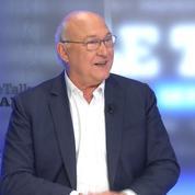 «Maintenant il faut y aller!»: Michel Sapin appelle le PS et Olivier Faure à l'action