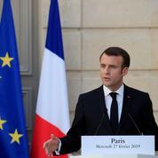 Macron défend l'usage du LBD malgré les critiques de l'Europe et de l'ONU