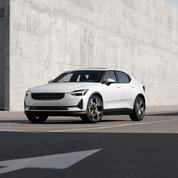 Polestar 2, une rivale pour la Tesla Model 3