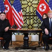 À l'issue du sommet de Hanoï, aucun accord entre Donald Trump et Kim Jong-un