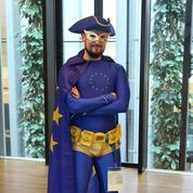 «Captain Europe, la mascotte du Parlement européen qui infantilise les électeurs»