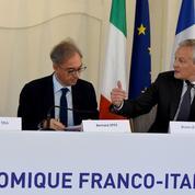 Paris et Rome jouent la détente économique