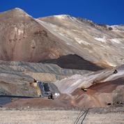 Fusions-acquisitions à répétition dans les mines d'or