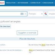 Le site Reverso mis en cause pour des phrases antisémites, racistes, sexistes et homophobes