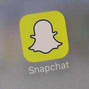 Snapchat réunit 22,3millions de Français tous les mois