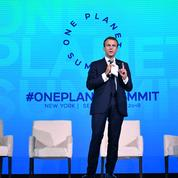 Macron s'entoure d'un «Planet lab» pour établir sa politique climatique