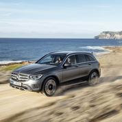 Mercedes GLC, le SUV compact remis à niveau