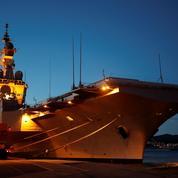 Le Charles-de-Gaulle reprend la mer pour Singapour