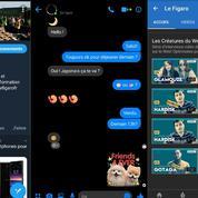 «Mode nuit»: pourquoi les applications mobile broient-elles du noir?