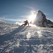 Neige: ski safari en Suisse