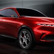 Concept Alfa Romeo Tonale, un SUV électrisant