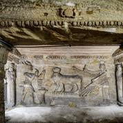 Les catacombes d'Alexandrie préservées de la montée des eaux par un système de pompage