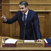 Grèce: pour le libéral Kyriakos Mitsotakis, la reconquête commence en mai