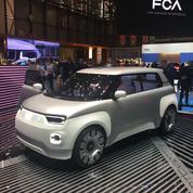 Fiat Concept Centoventi, la citadine électrique pour tous