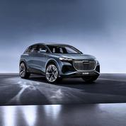 Audi Q4 e-Tron, le cinquième élément électrique