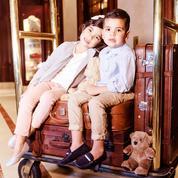 Les enfants rois de l'hôtellerie de luxe