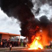 Un tiers des prisons «bloquées» après l'attaque de deux surveillants